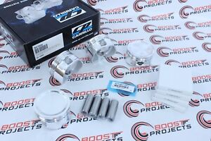 CP Forged Pistons for Ford Focus Duratec 2.0L/2.3L Bore 87.5mm 9.0 or 10.31 CR
