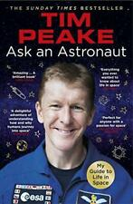 Ask an Astronaut by Tim Peake Paperback NEW Book