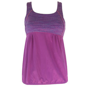 Ivivva By Lululemon Size 10 Youth Athletic Tank Top Purple