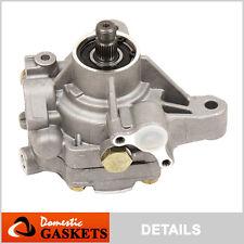 Fit Power Steering Pump 03-05 Honda Accord 2.4L DOHC K24A4