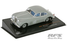 Jaguar MK VII - Stirling Moss - Silverstone Touring Car 1953 - 1:43 IXO RAC 238