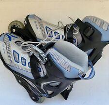 """Rollerblade Composite Bio Dynamic Shock Wheel 76Mm"""" 80a Training skates Sz 8"""