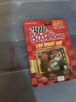 KENNY JACOBS #92 EDGE 1/64 RACING CHAMPIONS 1997 SPRINT CAR DIECAST