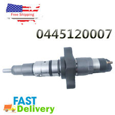 Fuel Injector 0445120007 Common Rail Nozzle 0 986 435 508 for Iveco Ford Cummins