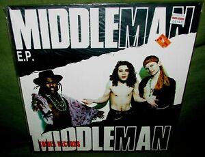 """MIDDLEMAN Middleman EP ORIG UK ALTEREGO 1992 3 Track 12"""" 45"""""""