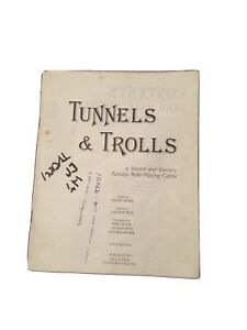 Tunnels And Trolls Fifth Edition
