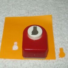 - Paper Punch - Classic Kitty or Cat Shape - 3/4 Inch Height