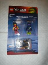 NEW LEGO Toys R US exclusive Ninjago figures # 6123884