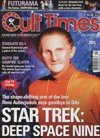 Cult Times  #49 Oct.1999 Star Trek (Deep Space Nine) Buffy   unread MBX110
