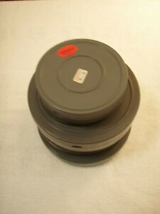 Ten (10 ) 8MM Movie Storage Cans With Reels