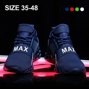 Mens Trainers Sneakers Fashion Casual Lightweight Walking Running Sport Shoes