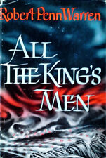 ALL THE KING'S MEN - ROBERT PENN WARREN - HARCOURT, BRACE..- HARDBACK, DJ - 1946