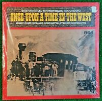 Once Upon A Time In The West Original Soundtrack Recording 1972 RCA First Press