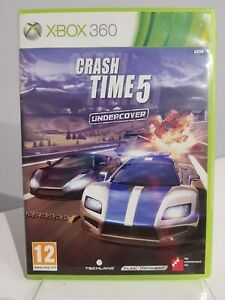 Crash Time 5 Undercover Xbox 360 Fast Free Post Christmas Birthday