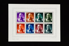 Portugal Stamps # 657a S/S VF OG LH Catalog Value $110.00