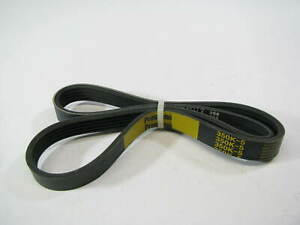 """Prestone 350K5 Serpentine Belt - 0.69"""" X 35.04"""" - 5 Ribs"""