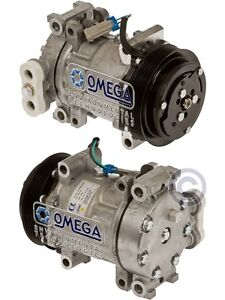 AC Compressor Fits: 96 - 99 GMC C1500 C2500 C3500 Jimmy K1500 K2500 K3500 Yukon