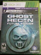 Tom Clancy's Ghost Recon: Future Soldier Signature Edition (Xbox 360)