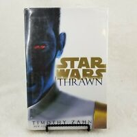 Star Wars: Thrawn by Timothy Zahn (2017, Hardcover Book) Ex Library, 1st Edition
