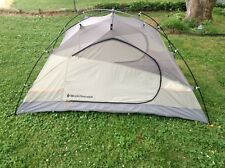 Black Diamond Mesa Tent - 2 Person Great Condition USA Seller Free Shipping