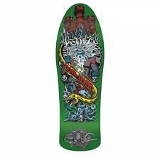 Santa Cruz Jason Jessee Neptune 2 Reissue Skateboard Deck Green