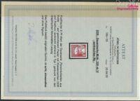 DDR 329v b Y I geprüft mit Attest postfrisch 1952 Persönlichkeiten (9063381