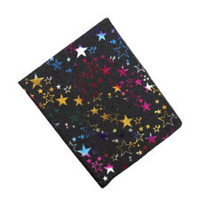 40*50Cm Colorful Shiny Stars Printed Fabric Jean Fabric For Diy Sewing Materials