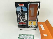 "brand new Star Wars 12"" empire strikes back ig-88 ig88 box + inserts"