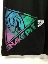 Indianapolis Motor Speedway Snake Pit Tank Top Black Coors Light Size Large