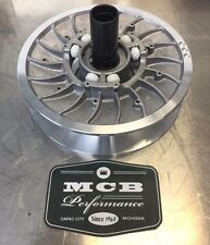 "Black Diamond Xtreme 10.4"" Splined Secondary Clutch - SHEAVES W/ ROLLERS"