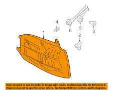 GM OEM-Park/Side Marker Light Lamp Right 15130499