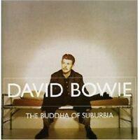"DAVID BOWIE ""THE BUDDHA OF SUBURBIA"" CD NEU"