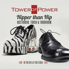 TOWER OF POWER - HIPPER THAN HIP 2 CD NEW!