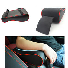 Car Storage Bag Memory foam Autos Center Console Seat Armrest Protector Pads