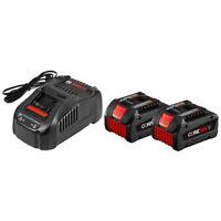 Bosch GXS18V-02N24 18-Volt 6.3Ah CORE Battery Starter Kit w/ 2 Battery & charger