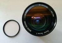 VIVITAR MACRO FOCUSING Series 1 28~90mm f/2.8~ 3.5 Macro Zoom Lens