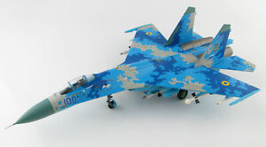 Hobby Master HA6010 Sukhoi Su-27PM1 Flanker, 831st IAP , Blue 100, Ukraine, 2012