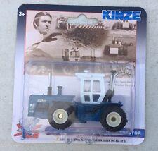 SpecCast Kinze Big Blue Tractor 1/64 NIP