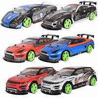 Kid Large RC Speed Drift Sports Racing Car RTR 4WD 1:10 2.4 ghz Radio XMAS Gift