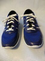Women's Cole Haan ZeroGrand  Blue Suede/Leather Sneakers Size 8B