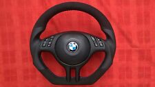 BMW M3 M5 E46 E39 X5 individuel Fond Plat custom made volant