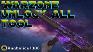 WARZONE UNLOCK ALL TOOL [UNLOCK ANYTHING OPERATORS, BLUEPRINTS, CAMOS, SKINS]