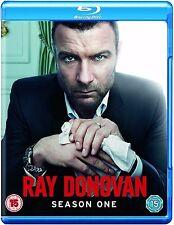Ray Donovan Complete Series 1 Blu Ray All Episode First Season Original UK R2