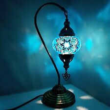 5000+ SOLD Turkish Moroccan Colourful Glass Mosaic Lamp Light Table CE Certified