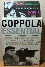 COPPOLA ESSENTIAL // 5 DVD´S - MANGA FILMS // EDICION CAJA DE CARTÓN