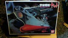 Bandai 1/1000 Space Cruiser Yamato 1980 Star Blazers Rare Shinsha Organization!