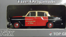 TRAX TR13d Holden FC De-Luxe Red Taxi Cab  1/43 (original series)