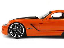 2008 Dodge Viper SRT10 ''Custom'' 1:24 Scale - Jada Diecast Model