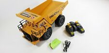 HUGE MONSTER Remote Control Heavy Machine RC Dump Truck Construction Lorry Toy