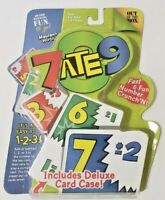 7 Ate 9 Card Game Fast and Fun Number Crunchn Out of the Box Publishing, Inc New